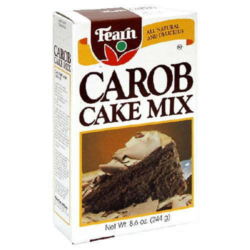 Buy Fearn Carob Cake Mix, 8.6-Ounce Boxes (Pack of 12) (Fearn, Health & Personal Care, Products, Food & Snacks, Baking Supplies, Baking Mixes, Cake Mixes)