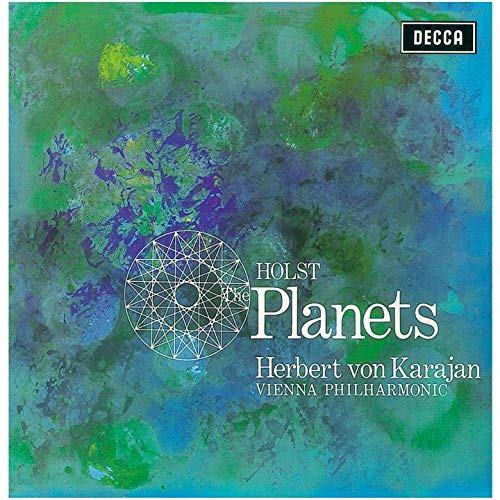SACD : VON KARAJAN,HERBERT - Holst: The Planets (Limited Edition, Direct Stream Digital, Super-High Material CD, Japan - Import, Single Layer SACD)