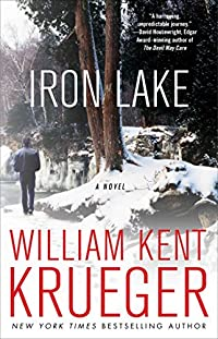 Iron Lake: A Novel by William Kent Krueger ebook deal