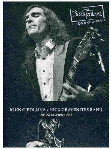 John Cipollina And Nick Gravenites Band - Rockpalast - West Coast Legends Vol.1 [DVD] [2009]