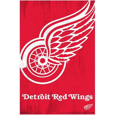 Detroit Red Wings Logo NHL