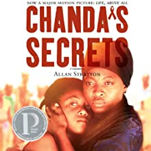 Chanda's Secrets (       UNABRIDGED) by Allan Stratton Narrated by Suzy Jackson