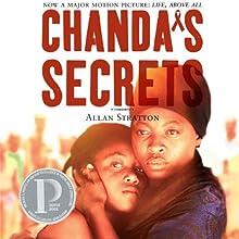 Chanda's Secrets (       UNABRIDGED) by Allan Stratton Narrated by Suzy Jackson