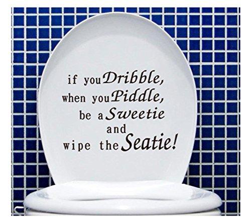 Saingace-Wandaufkleber-Wandtattoo-WandstickerGesture-Hand-Aufkleber-Lustige-Badezimmer-WC-Sitz-Aufkleber-Zeichen-fr-wenn-Sie