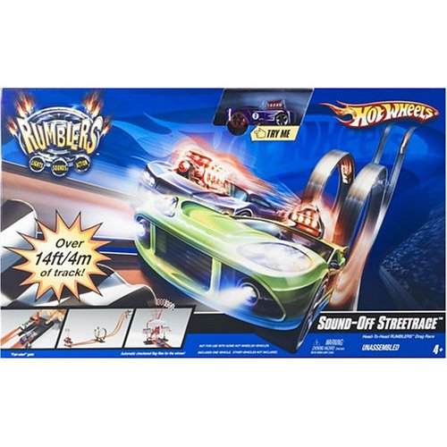 Hot Wheels Rumblers Sonic Speedway Track Set - Buy Hot Wheels Rumblers Sonic Speedway Track Set - Purchase Hot Wheels Rumblers Sonic Speedway Track Set (HOT WHEELS, Toys & Games,Categories,Play Vehicles,Vehicle Playsets)
