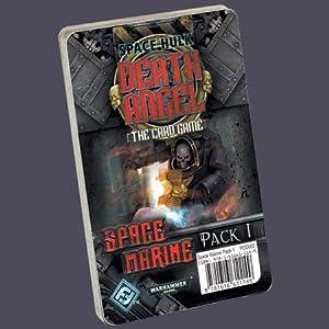 Space Hulk: Death Angel - Space Marine Pack 1 Expansion