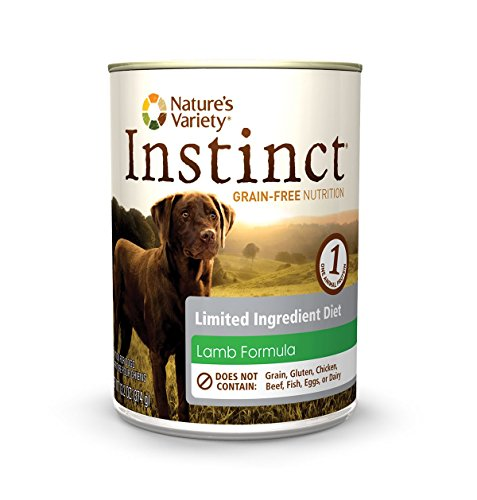 Nature S Variety Instinct Canned Dog Food