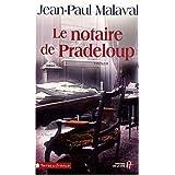 Le notaire de Pradelouppar Jean-Paul Malaval