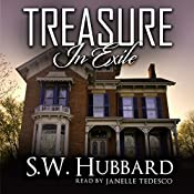 Treasure in Exile: Palmyrton Estate Sale Mystery Series, Book 4 | [S.W. Hubbard]