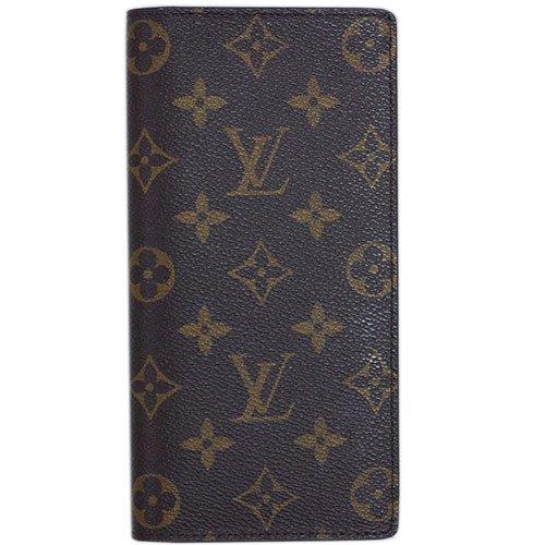 (ルイヴィトン) LOUIS VUITTON M66540 財布 ファスナー長札 メンズ モノグラム ポルトフォイユ・ブラザ [並行輸入品]