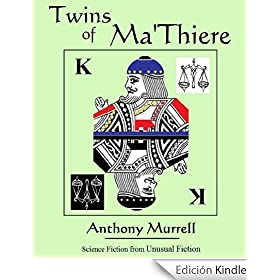 Twins of Ma'Thiere (English Edition)