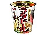 日清食品 有名店シリーズ マタドール 濃厚味噌らぁ麺 108g×12個