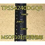 20pcs/lot TPS54240DGQR TPS54240 MSOP10 REG BCK Split Rail ADJ IC