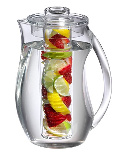 Prodyne Fruit Infusion Flavor Pitcher (Glass Fusion Pitcher compare prices)