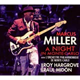 "A Night in Monte Carlo (Feat.Roy Hargrove & Herbivon ""Marcus Miller"""