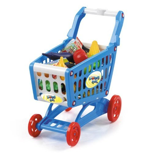 19-Mini-Shopping-Cart-with-Full-Grocery-Food-Toy-Playset-for-Kids