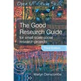 The Good Research Guideby Martyn Denscombe