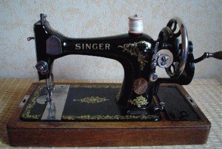 vintage singer sewing machine manuals
