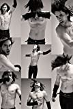 JARED LETO 30 SECONDS TO MARS SEXY FRIDGE MAGNET - Y015