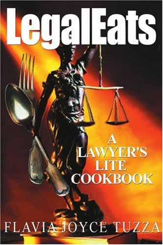 Legaleats: A Lawyer'S Lite Cookbook front-989062