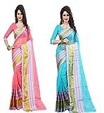 RadadiyaTRD Present set of 2 saree combo