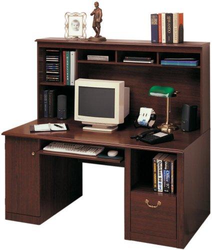 Buy Low Price Comfortable Computer Desk And Hutch O 39 Sullivan Office Furniture 10743 B0034t6dv4