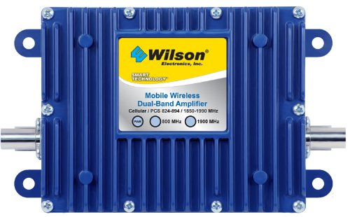 Wilson Electronics - Mobile Wireless - Cell Phone Signal Booster Kit for Vehicle
