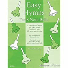 buy Hager Easy Hymn Book For 8-Note Bells (12 Hymns; All Ages)