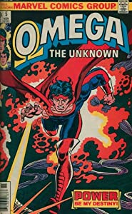Omega: The Unknown Classic TPB by Steve Gerber, Mary Skrenes, Scott Edelman and Roger Stern