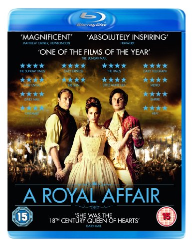 Royal Affair [Blu-ray] [Import]