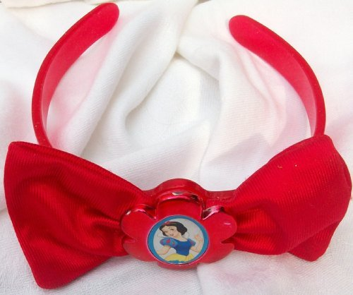 Disney Snow White Hair Band for Girls Halloween Costume