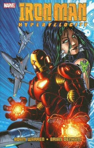 Iron Man: Hypervelocity, Vol. 1 front-595792