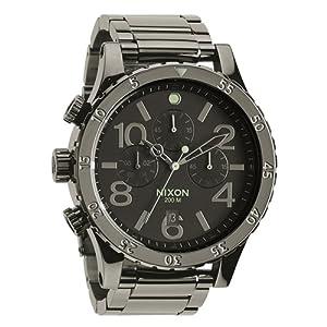 Reloj Nixon The 48-20 A4861885 Hombre Negro