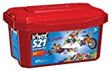 KNEX 521 Piece Value Tub