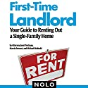 First-Time Landlord: Your Guide to Renting Out a Single-Family Home (       UNABRIDGED) by Janet Portman, Marcia Stewart, Ilona Bray Narrated by Jack Chekijian