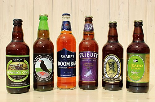 Six Nations Beer Special - Six Cornish Beers - Standard Carton