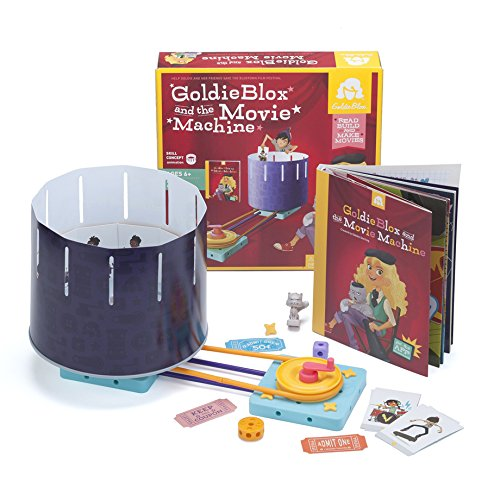 Goldie Blox And The Movie Machine Recomended Products