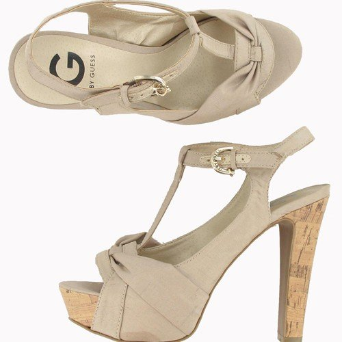 G by Guess COCO Med Natural Fab 8.5 Medium