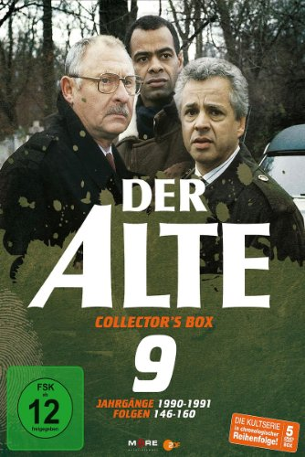 Der Alte - Collector's Box Vol. 09 (Folgen 146-160) [5 DVDs]