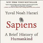 Sapiens: A Brief History of Humankind   [Yuval Noah Harari]