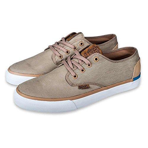 Djinns ,  Herren Sneaker Low-Tops , Beige - beige - Größe: 45 EU