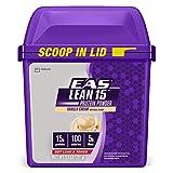 EAS Lean 15 Protein, Vanilla Cream, 1.7 Pound