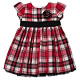 Carter's Dress Set - Plaid Dress Set-Red-18 Months