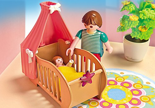 PLAYMOBIL Baby Room with Mobile | Comprar en Guatemala