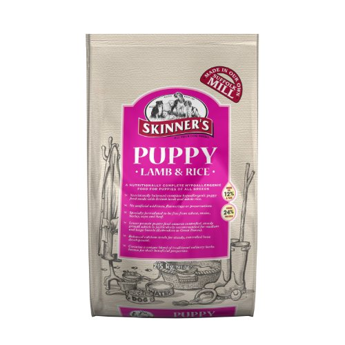 Skinners Puppy Lamb And Rice, 2.5 Kg