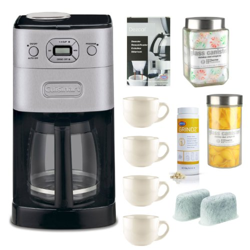 Cuisinart DGB-650BC Refurbished Grind-and-Brew
