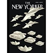 The New Yorker (April 9, 2007) | [Philip Gourevitch, James Surowiecki, Jerome Groopman, Henry Alford, Adam Gopnik, Clive James, Sasha Frere-Jones, John Lahr, Anthony Lane]
