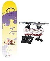 ALIEN WORKSHOP COMPLETE Skateboard ROB DYRDEK CBB 7.75