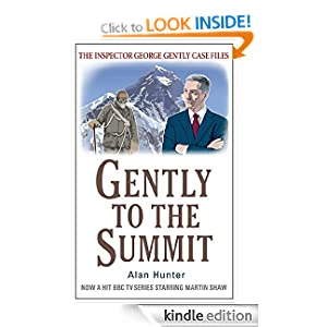 Gently to the Summit (Inspector George Gently 9) Alan Hunter