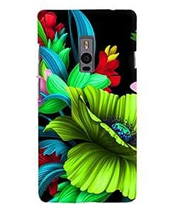 FurnishFantasy Designer Back Case Cover for OnePlus 2